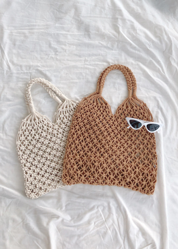 그물 Bag (2color)